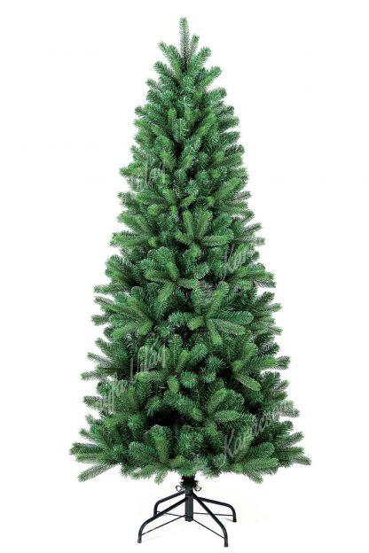 Műkarácsonyfa 3D Gúla alakú Lucfenyő