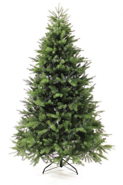 Műkarácsonyfa 3D Széles Lucfenyő