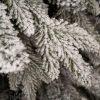 Műkarácsonyfa 3D Királyi Lucfenyő részlet 1