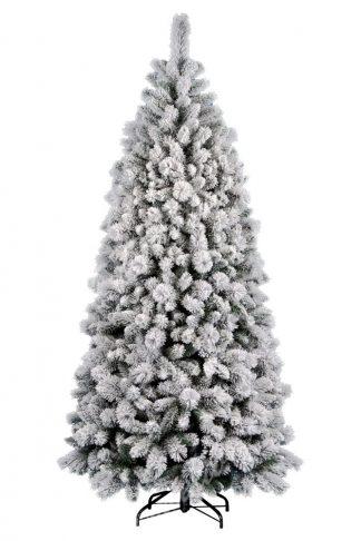 Fehér Borókafenyő mű karácsonyfa