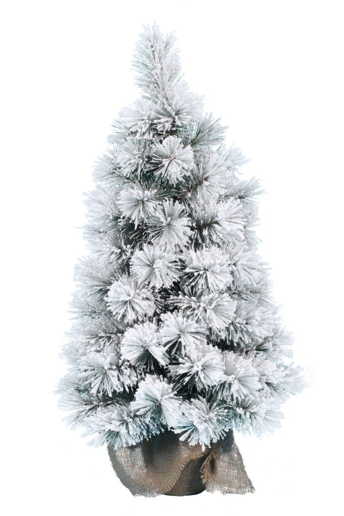 Mini Havas Borókafenyő mű karácsonyfa