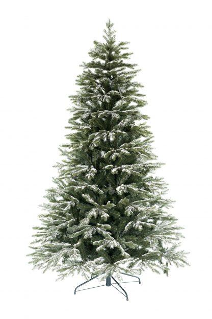 Műkarácsonyfa 3D Havas Lucfenyő