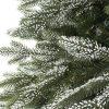 Műkarácsonyfa 3D Havas Lucfenyő részlet 1