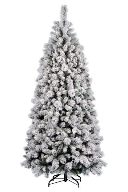 Műkarácsonyfa Fehér Borókafenyő
