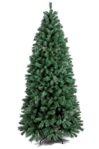Műkarácsonyfa Karcsú Borókafenyő