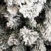 Műkarácsonyfa Fehér Borókafenyő részlet 3
