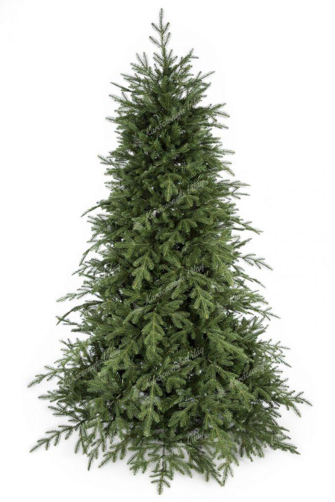 3D-s Óriás Luc műfenyő karácsonyfa
