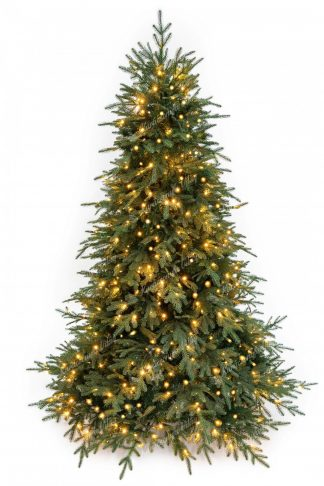 3D-s Óriás Luc műfenyő karácsonyfa LED